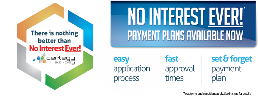 no interest ever payment plans